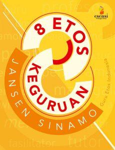 Cover Buku 8 Etos Keguruan