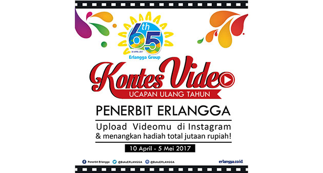 kontes-video-hut-erlangga-ke-65