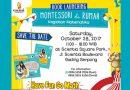 Book Launching Montessori di Rumah Kegiatan Matematika