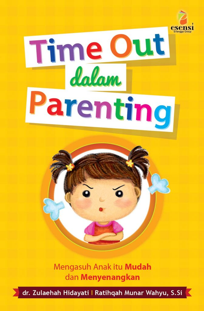 Buku Time out Dalam Parenting