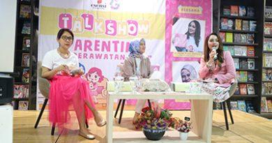 """Talkshow Parenting """"101 Perawatan Bayi"""""""