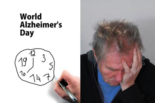 Bulan Alzheimer's Sedunia