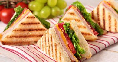 Sejarah Sandwich